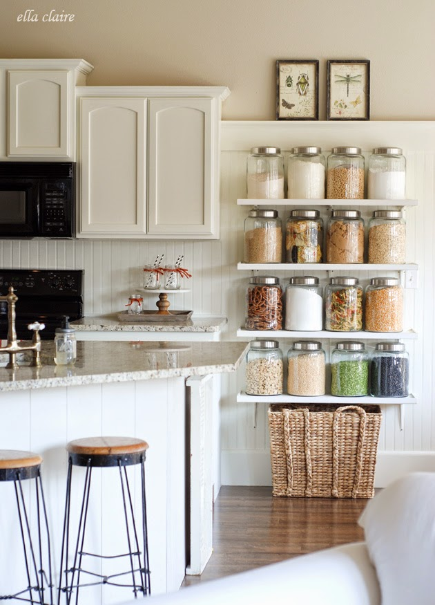 DIY shelving ideas shelves shelf the handy mano manomano kitchen open shelving