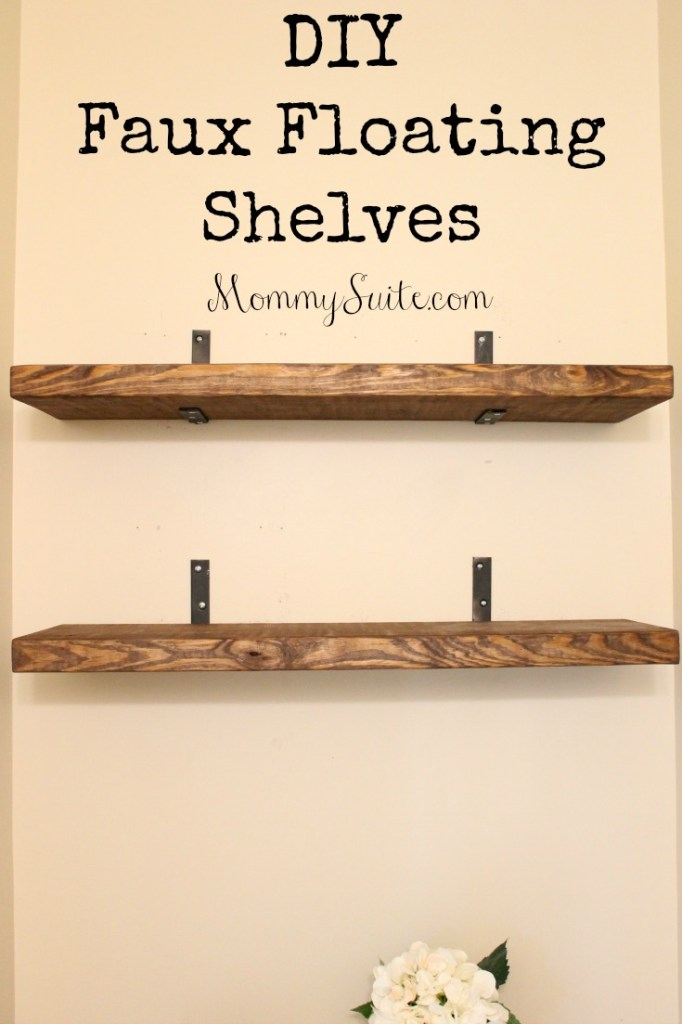 DIY shelving ideas shelves shelf the handy mano manomano floating shelf