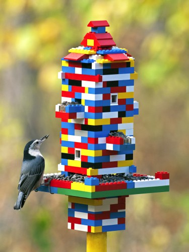 8 Simple Ways to Make a DIY Bird Feeder home made bird feeders easy simple make your own handy mano manomano lego